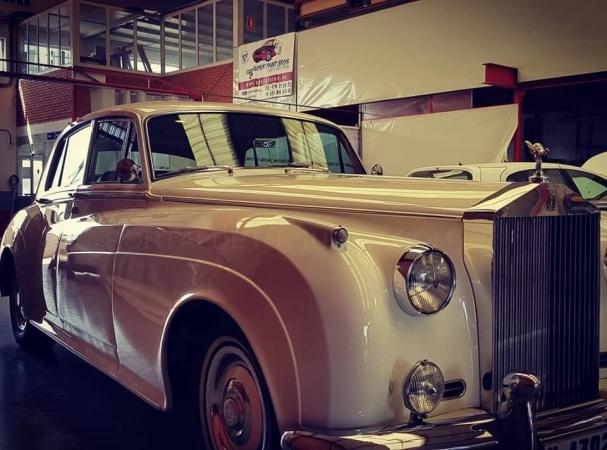 Restauración de vehículos clásicos Palencia