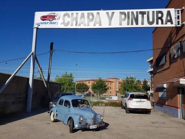Restauración de vehículos clásicos Palencia Imagen 2
