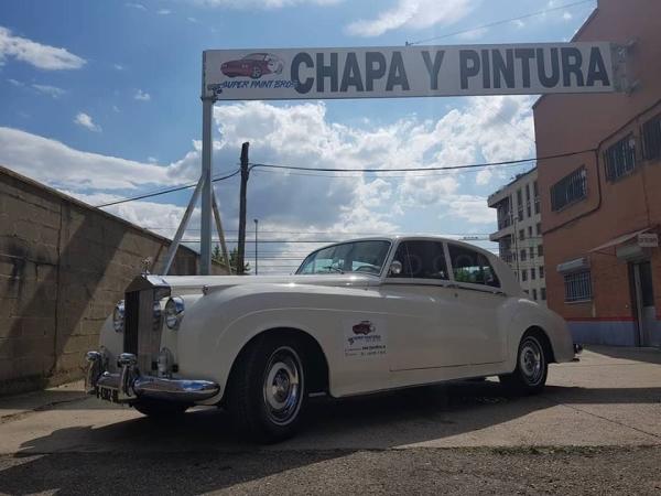 Restauración de vehículos en Palencia