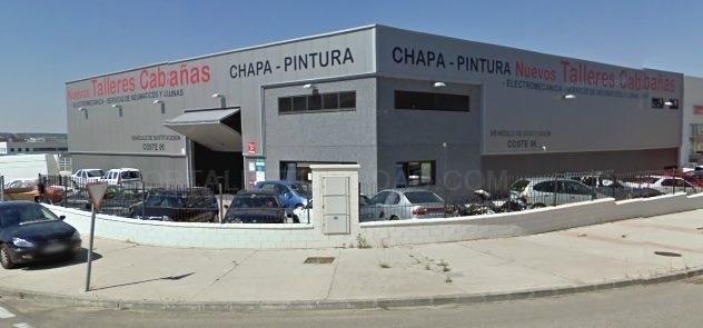Taller de chapa y pintura en Palencia