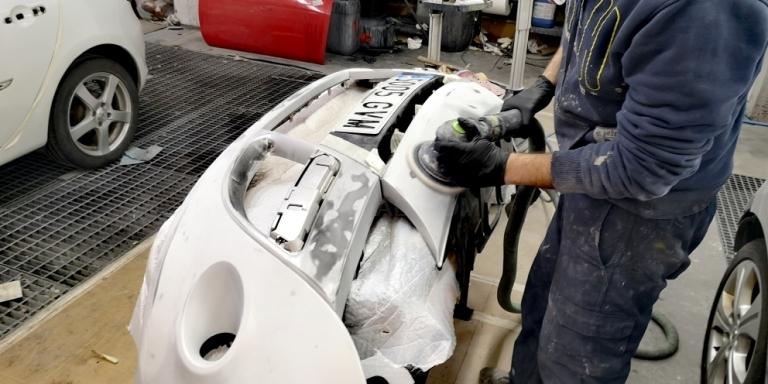 Reparación de chapa de vehículos en Palencia Imagen 2