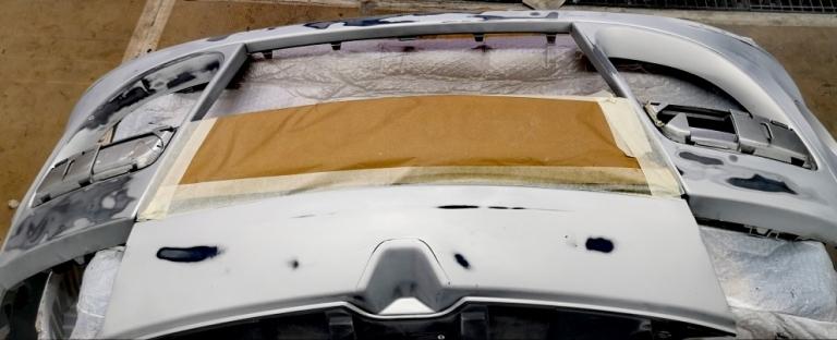 Reparación de chapa y pintura en Palencia