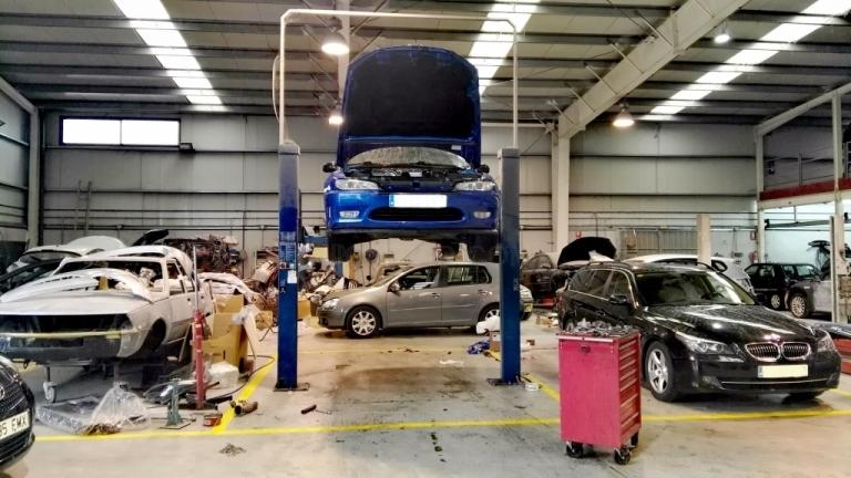 Reparación de vehículos en Palencia