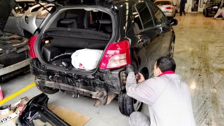 Reparación de coches en Palencia