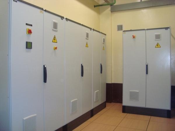 Montajes Eléctricos Industriales en Palencia