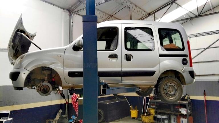 Mantenimiento de vehículos en Palencia Imagen 2