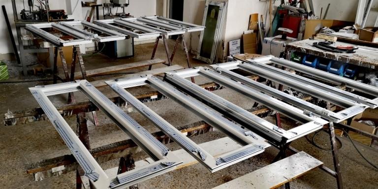 Fabricación de ventanas en Palencia