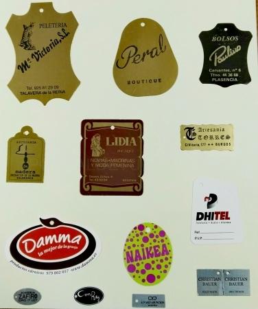Etiquetas Personalizadas en Palencia