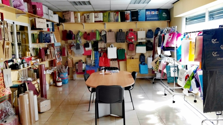 Bolsas de plástico en Galicia