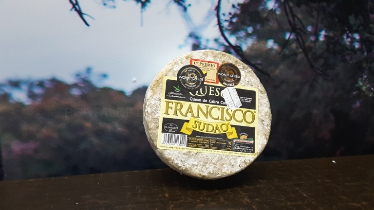 Queso de Cabra Francisco Sudao
