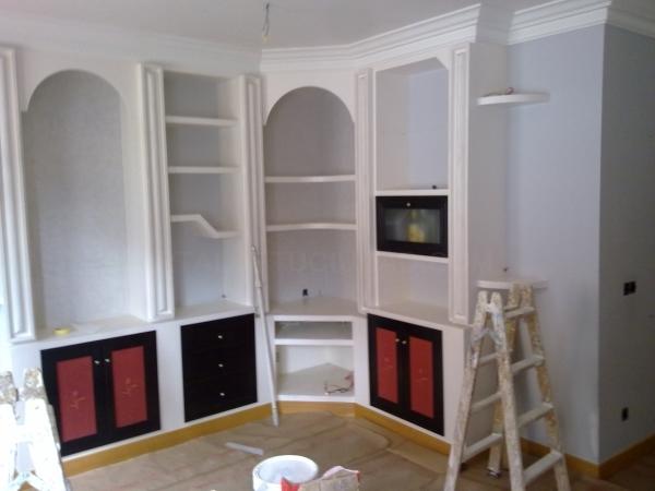 muebles de escayola palencia