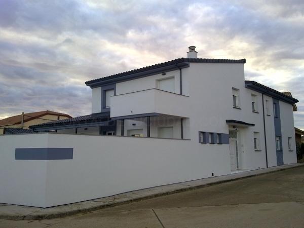 Pintura de fachadas en Palencia