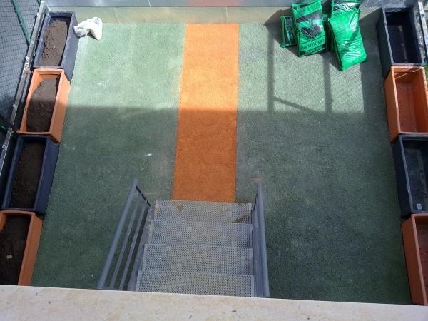 pintar suelos palencia