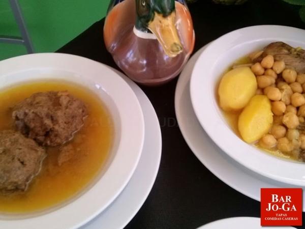 Comida tradicional en Torrevieja Almoradí