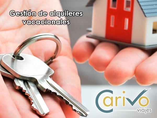 Management vacation rentals in Almoradí