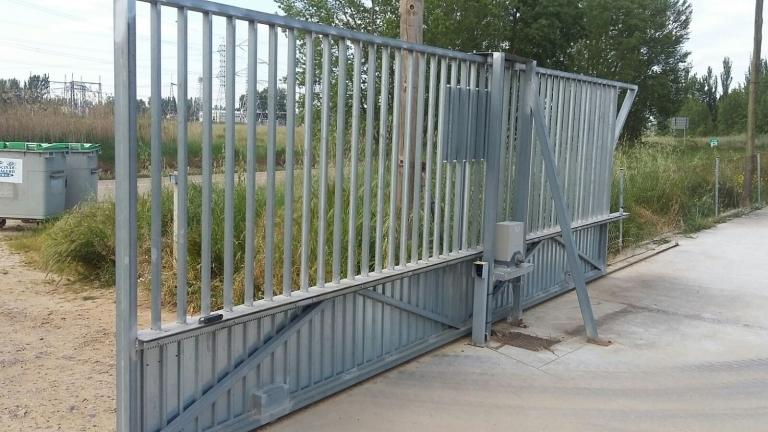 Puertas Correderas en Palencia