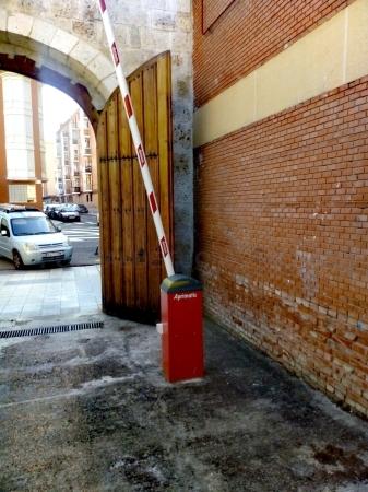 Barreras Automáticas en Palencia