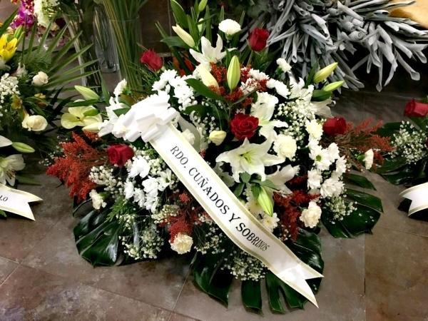 Centros de flores  funerarias en Palencia