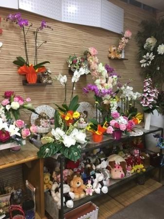 Flores para el día de la madre en Venta de baños