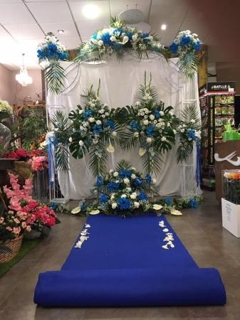 Decoraciones Florales para eventos palencia
