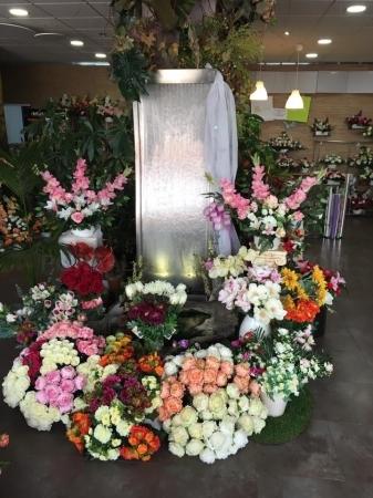 Flores para los santos en Palencia Imagen 2
