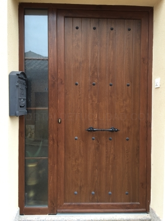 Colocación de puertas de Pvc en Palencia