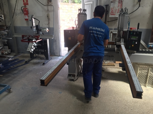 Fabrica de ventanas de Pvc en Palencia