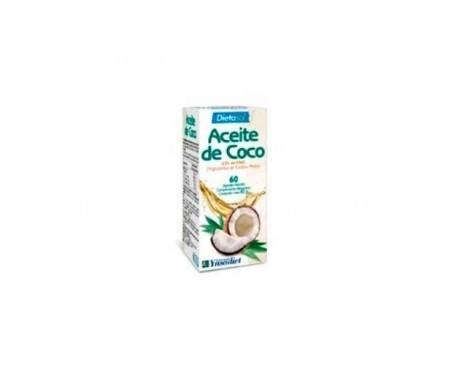 Aceite de coco dietasol 60 Cápsulas YNSADIET