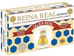 Oferta Reina Real Defensas Jalea Real