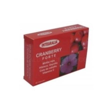 CRANBERRY FORTE 60 CAPSULAS INTEGRALIA