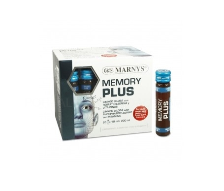 MARNYS® MEMORY PLUSviales