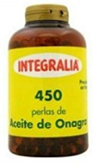 Oferta Aceite Onagra 450 perlas Inegralia