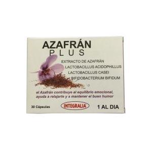 Azafran Plus · Integralia · 30 cápsulas
