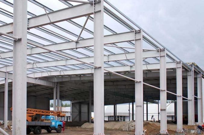 Construcciones metálicas en Cáceres