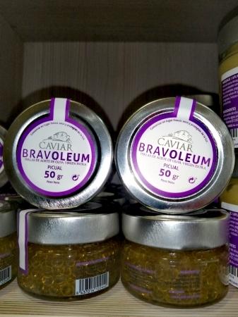 caviar en Palencia