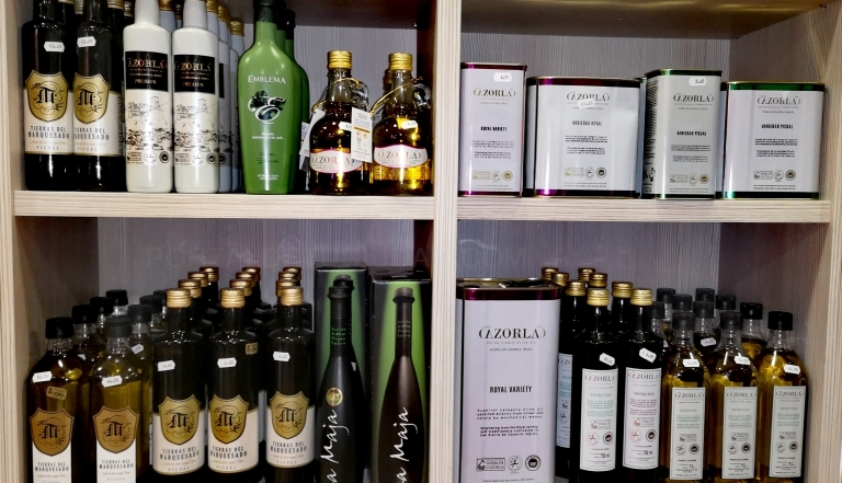 Aceites en Palencia