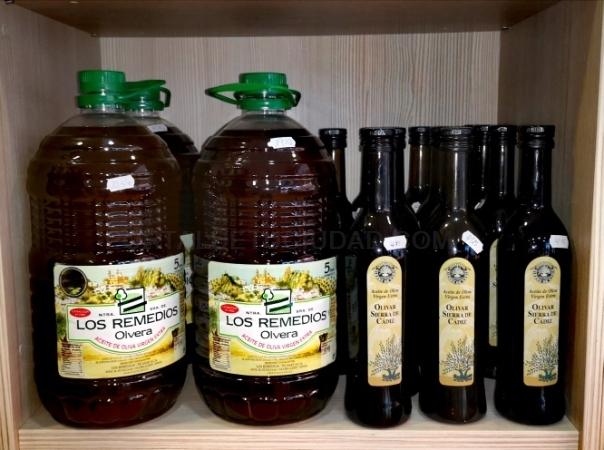 Aceites los Remedios en Palencia