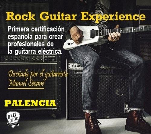 Rock Guitar Experience en Palencia