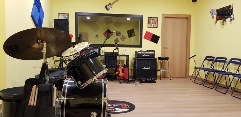 Academia de batería en Palencia