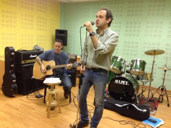Academia de canto en Palencia