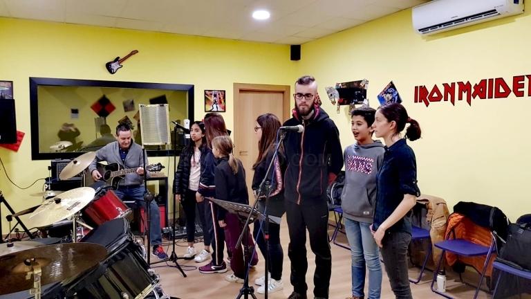Escuela de canto en Palencia