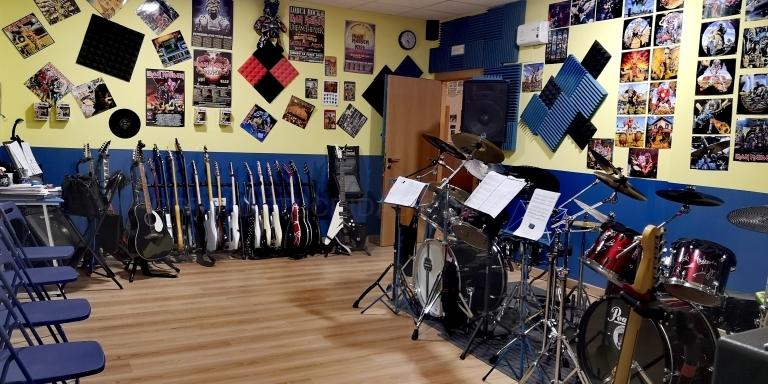 Academia de música Palencia