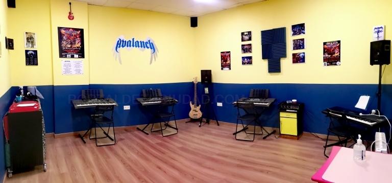 Academia música en Palencia