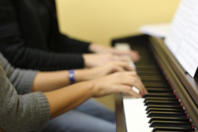 Clases de Piano en Palencia