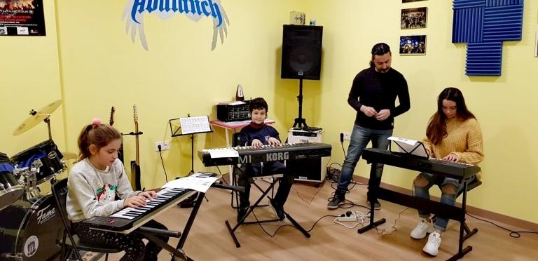 Aprender piano en Palencia