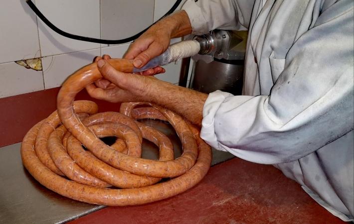 Elaborados caseros de carnicería en Palencia