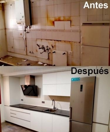 Reformas de cocinas en Palencia