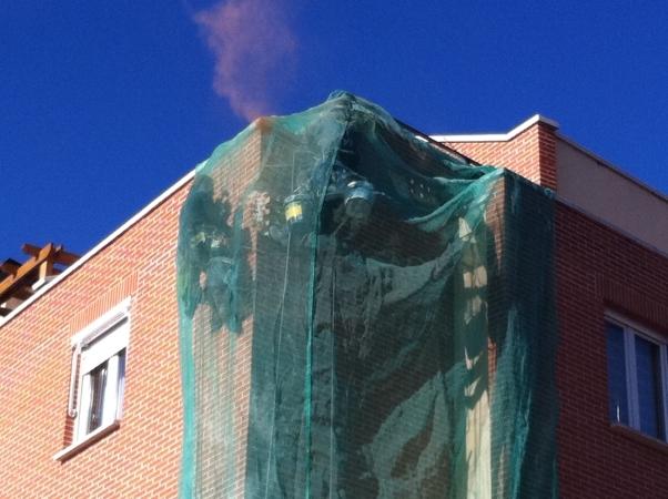Reparación de fachadas en Palencia