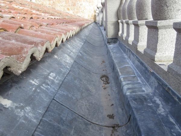 Montaje de pesebrones en Palencia