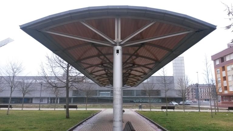 Colocación de cubiertas de aluminio en Palencia